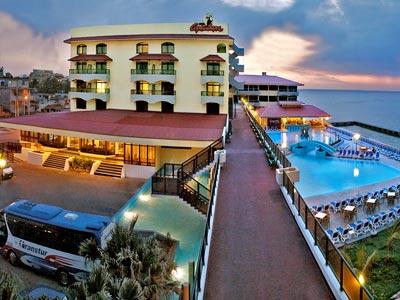 Hotel Reservations - Copacabana FFV EN